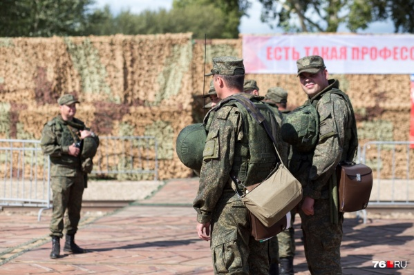 В России уклонение от армии — уголовное преступление