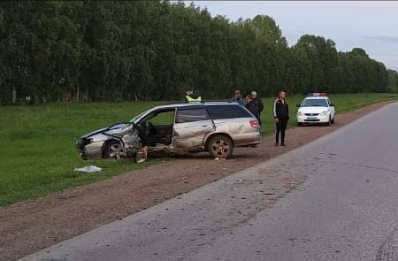 В Башкирии пьяный водитель без прав отправил в больницу пассажирку своего авто