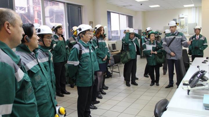 Филиал «ПМУ» холдинга «УРАЛХИМ» в лидерах Пермского края по товарообороту с Японией