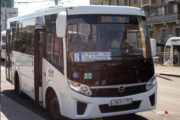 Маршруты № 8 и 8А продлят до Каратаево