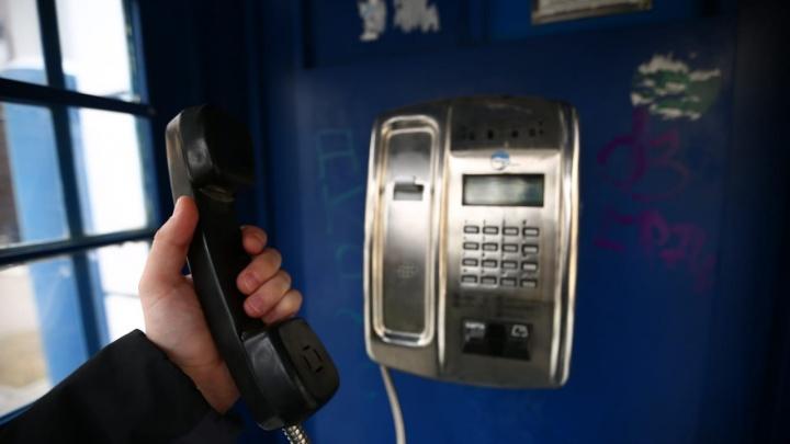 Уличные таксофоны Новосибирска станут бесплатными