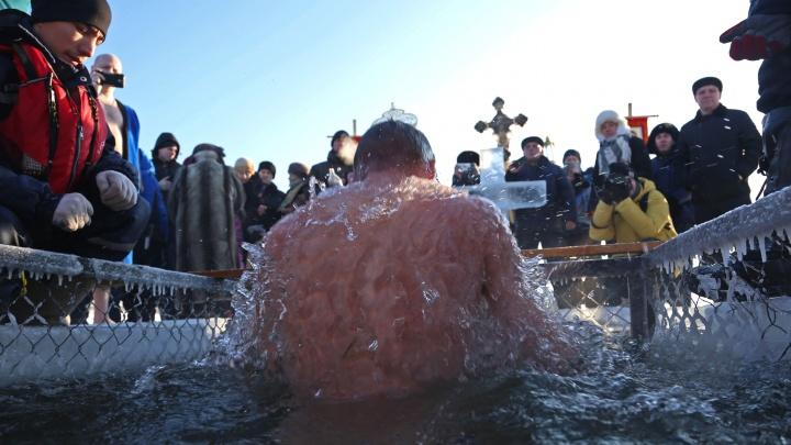 Крещение в Башкирии: где можно окунуться в прорубь