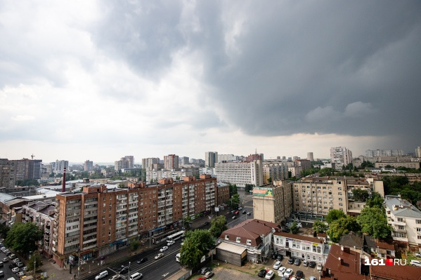 Ливни и грозы в Ростове постоянно прогнозируют с начала лета