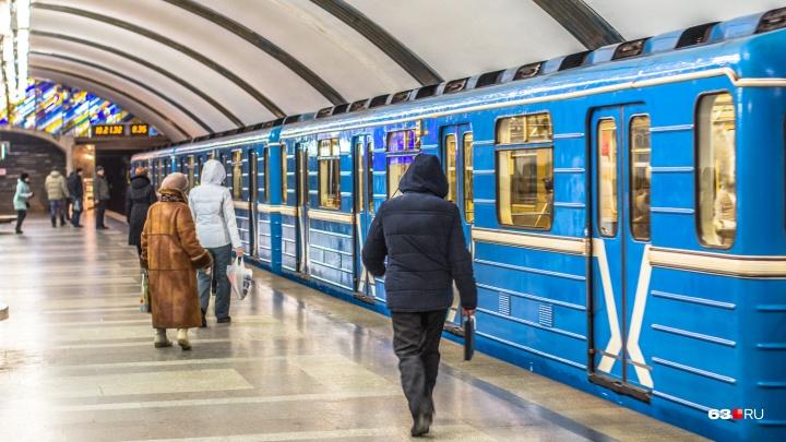 «Вагоны работают с советских времен»: у поездов самарского метрополитена истекает срок эксплуатации