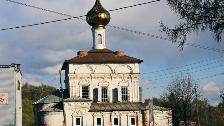 В Ярославле батюшка за десять лет накопил на купола