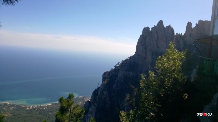 В Крыму на Ай-Петри заблудилась 20-летняя туристка из Ярославля: как спасали