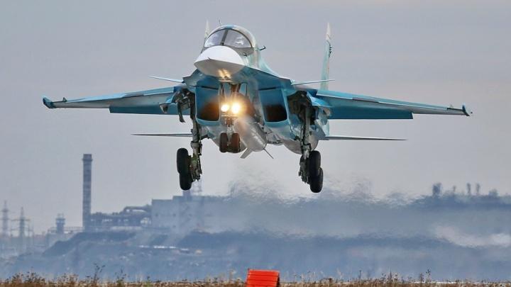 «Самые тихие, но жаловаться на них будут»: в Челябинск прибыли новые бомбардировщики Су-34