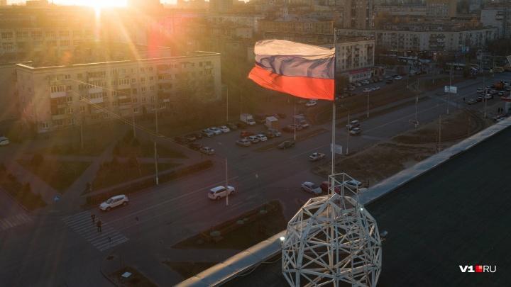 МЧС: в Волгоградской области ожидается усиление ветра до20 м/с