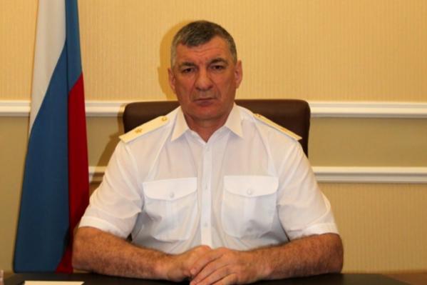 Даххаева задержали 13 ноября