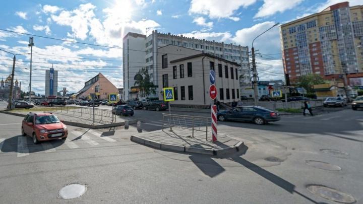 С 14 августа в Архангельске перекроют улицу Выучейского в районе Центрального рынка