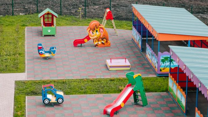 Финал близок: в Самаре около детсада-долгостроя на Ратнера благоустраивают территорию