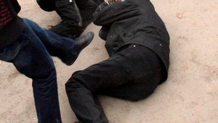 Дуэль на площади Ленина