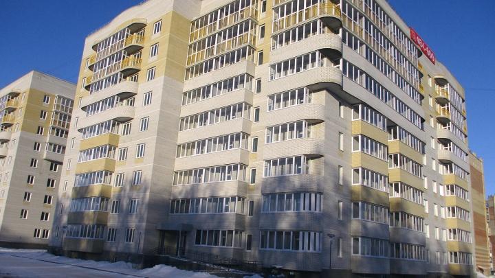 В Омске сдали «проблемный» дом на Мишина