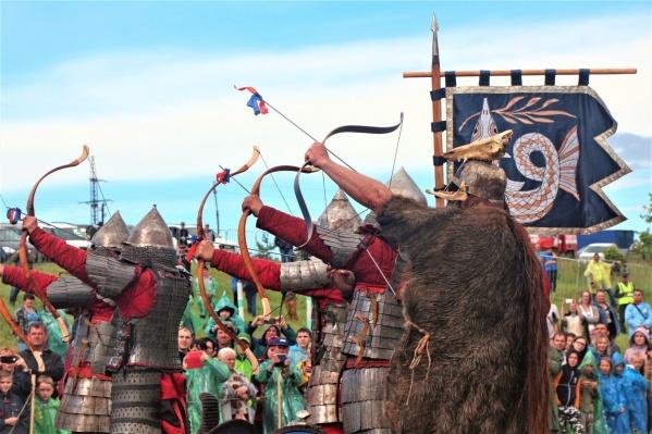 Кульминацией праздника станет реконструкция битвы Тимура и Тохтамыша