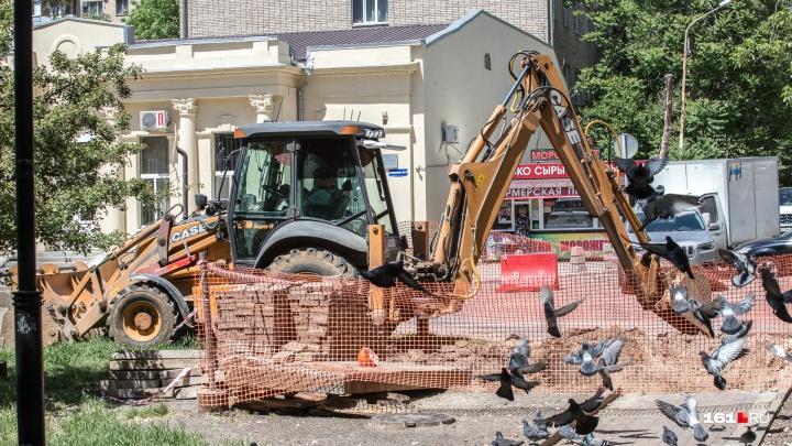 Часть Западного жилого массива в Ростове останется на день без воды