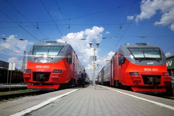 Первая дополнительная электричка будет выезжать из Таганрога в 10 утра