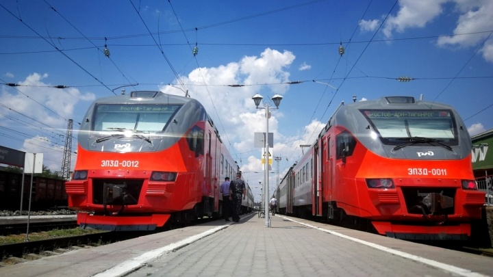 Из Ростова в Таганрог 12 августа пустят дополнительные электрички