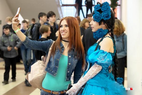 Пермские любители аниме, фантастики, комиксов, косплея и компьютерных игр соберутся во Дворце молодежи в это воскресенье