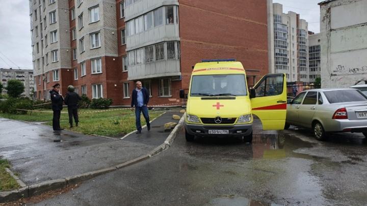 Появилось видео убийства главы киргизской диаспоры на Уралмаше