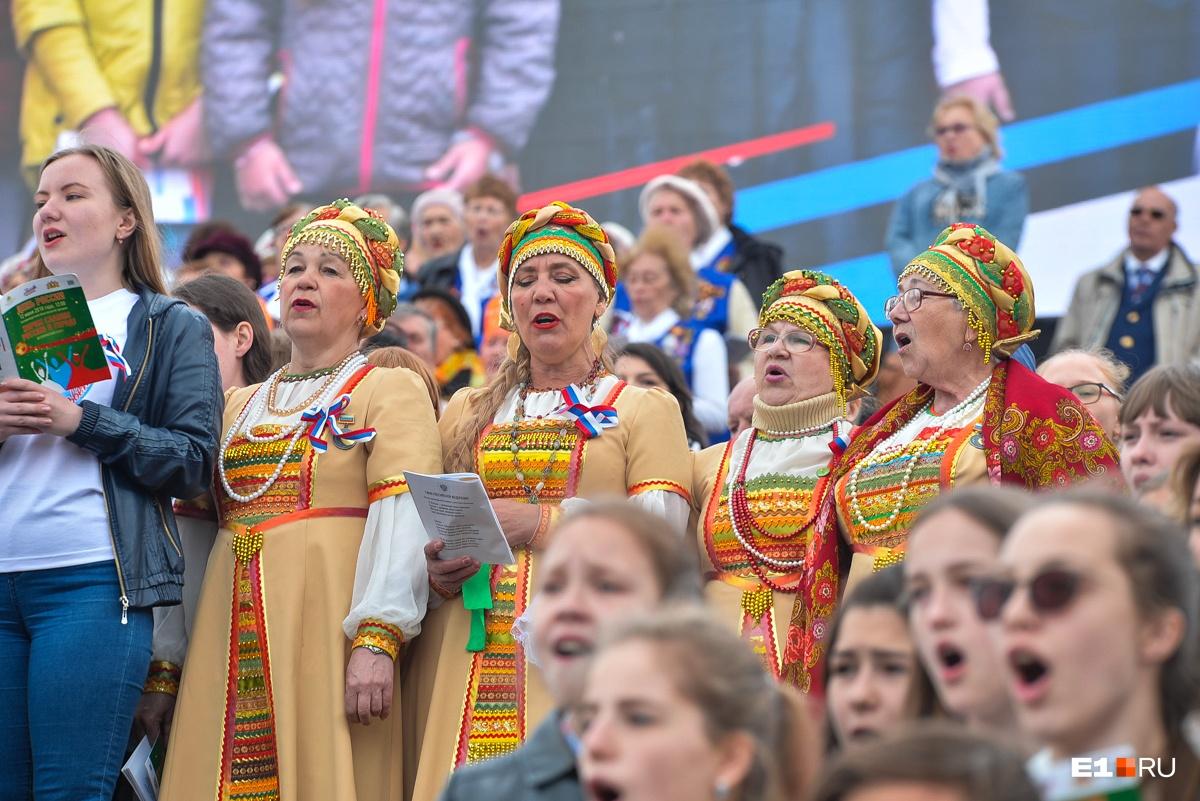 В Историческом сквере соберутся представители более 70 коллективов Екатеринбурга и области