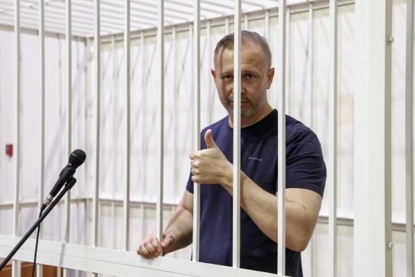 Алексей Зверев почти два года провёл в СИЗО