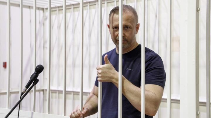 Экс-депутату Волгоградской городской думы Алексею Звереву продлили домашний арест до 27 июня
