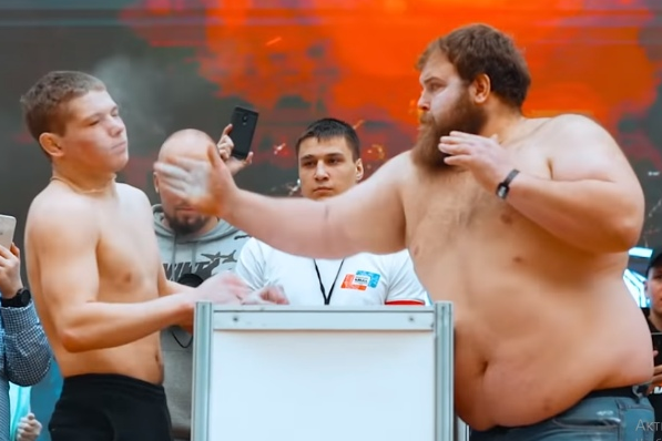 В Архангельске впервые пройдетоткрытый чемпионат по спортивным пощечинам
