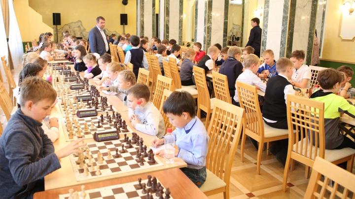 В Чайковском прошёл региональный шахматный турнир для детей «Подвиг пешки»