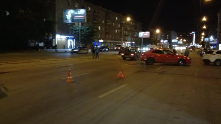 Полуторагодовалый пассажир «Тойоты» попал в больницу после ДТП на Дуси Ковальчук
