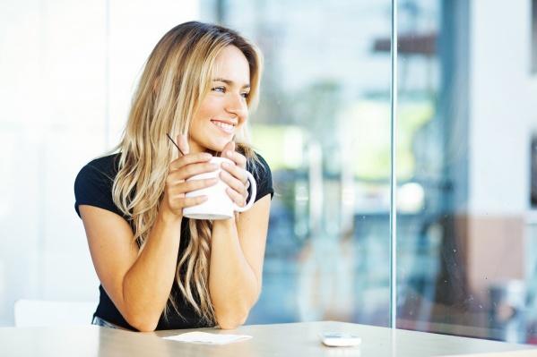 Доброе утро начинается с чашечки свежесваренного кофе