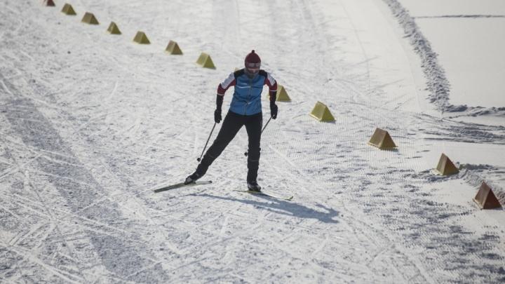 Крупные горнолыжные комплексы Башкирии закрыли трассы для катания
