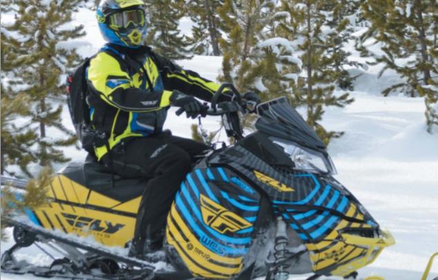 Красноярцам рассказали, где приобрести запчасти для снегоходов