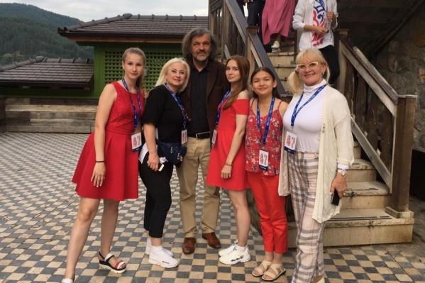 Омская делегация уже вернулась домой и о том, что приключилось в Сербии, рассказывает с неподдельными эмоциями