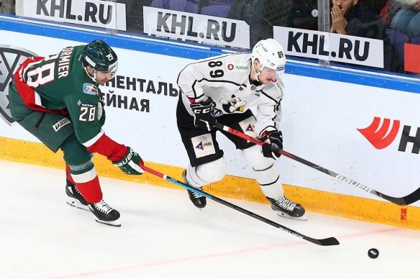 В Челябинск «Трактор» вернется 12 января