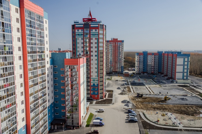 """«ЖК """"Тулинка""""» позволил томскому ТДСК зацепиться в Новосибирске —сейчас компания реализует уже второй проект"""