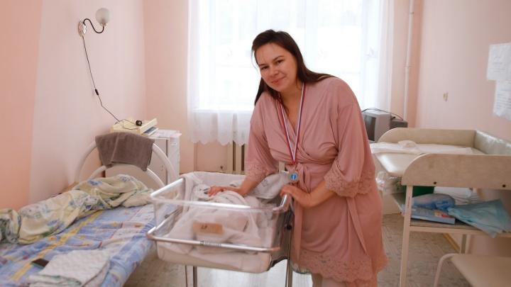 Пока не родила. Изучаем старейший роддом Екатеринбурга, в котором спасают самых тяжелых младенцев