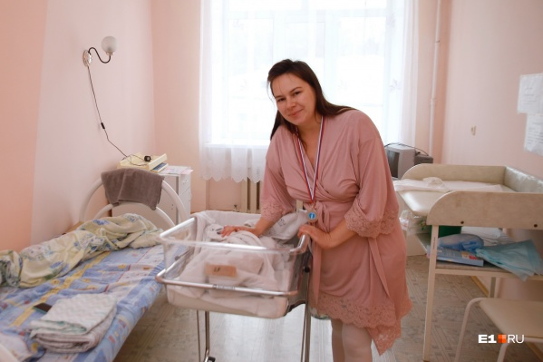 В старейшем на Урале роддоме появились на свет более 400 тысяч младенцев
