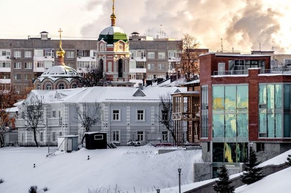 В пятницу и субботу в областной столице будет морозно, а в воскресенье ожидается потепление