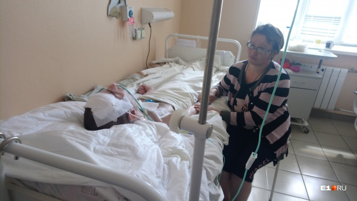 Спустя четыре месяца после стрельбы Владимир Фефилактов прикован к больничной койке