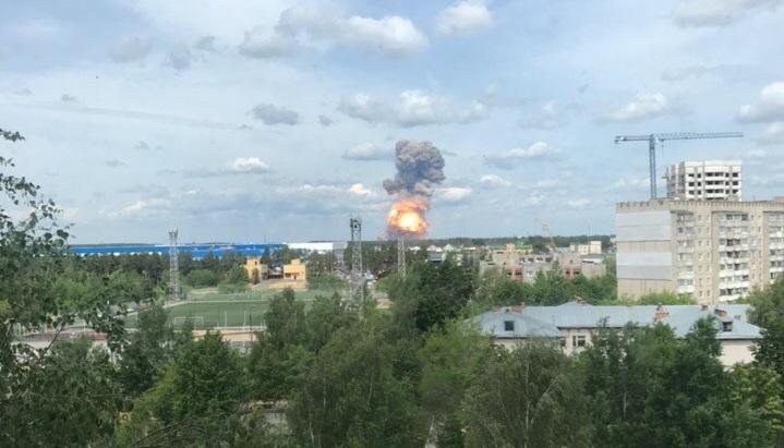 За этот год в Дзержинске случилось несколько серьёзных ЧП