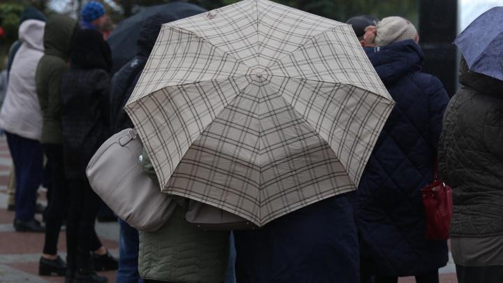 Из дома лучше не выходить: в Башкирии ожидают бурю и шквалистый ветер