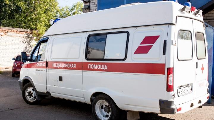 В Ярославском районе в ДТП погибла молодая женщина