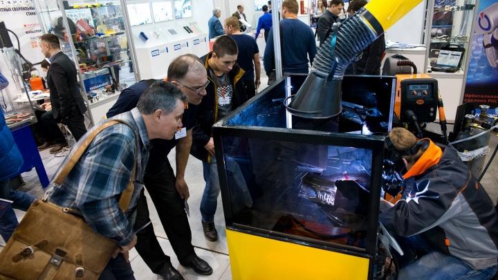Оборудование для металлообработки и сварки представят на выставке Mashex Siberia
