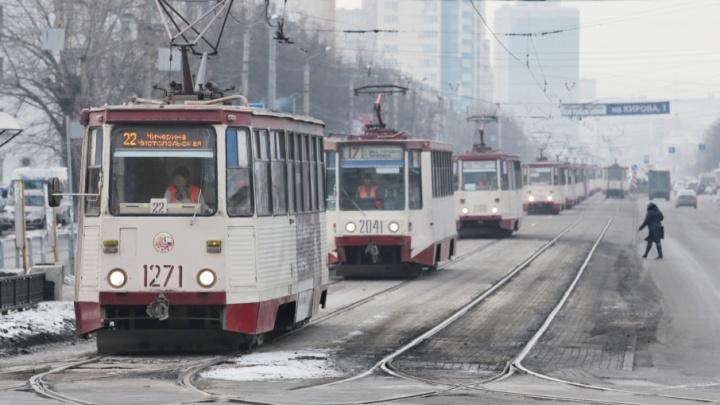 На «северке» введут новые правила посадки и высадки пассажиров трамваев