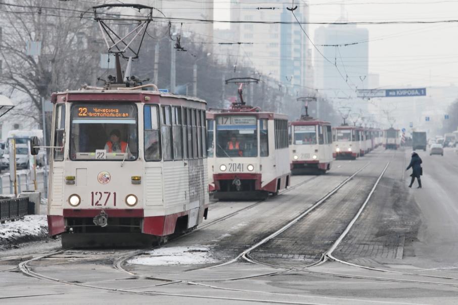 Новые правила вводятся на отрезке от улицы Чичерина до Свердловского проспекта