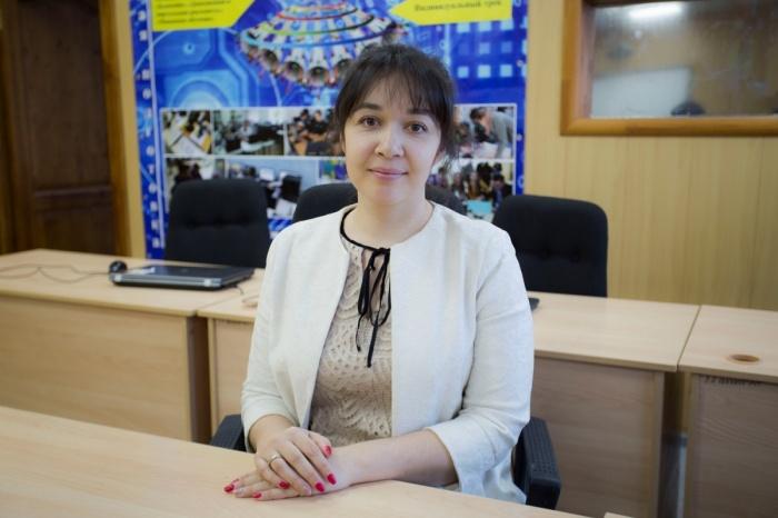 Марина Прохорова преподает детям информатику и ИКТ уже 13 лет