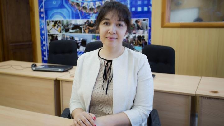 Преподаватель информатики из Новосибирска вышла в полуфинал конкурса «Учитель года России»