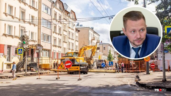 """«Понятия """"нормально"""" в дорожном хозяйстве нет»: во что рабочие превратят в этом году улицы Ярославля"""