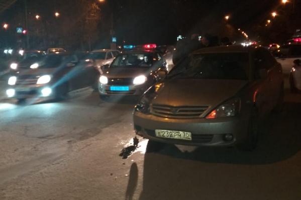 24-летнему водителю «Тойоты» предъявили обвинение в ДТП на пешеходном переходе