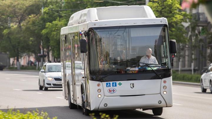 В Ростове появится новый автобусный маршрут